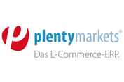plentymarkets. Das E-Commerce-ERP. Logo